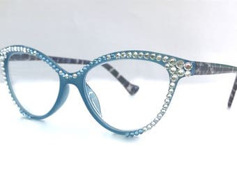Swarovski Crystal Readers Reading Glasses  +1.25  +1.50 +2.00  +2.50 +3.00