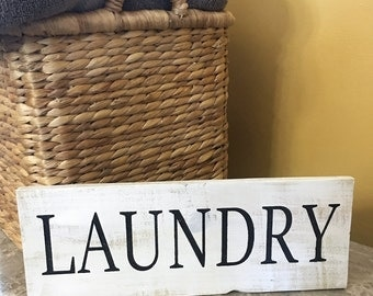 Laundry sign - FREE SHIPPING