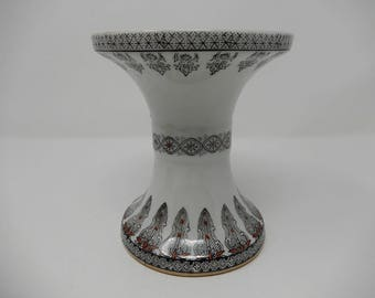 Chinese porcelain lamp stand