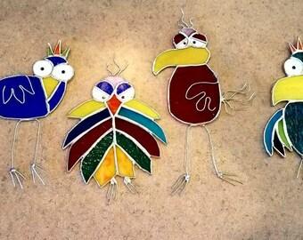 Art Banshee birds