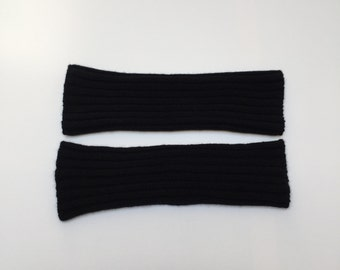 Cashmere wrist warmers cashmere gloves cashmere wrist warmers solid cashmere arm warm arm warmers