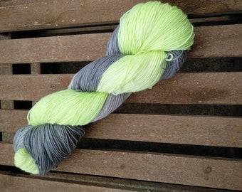 Broken - 4ply sock yarn