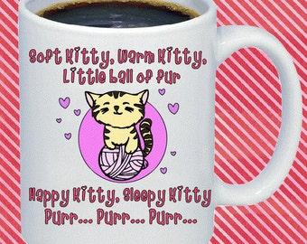 Kitty 11 oz Mug