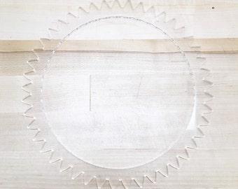 SMALL Round Modern Lap Loom