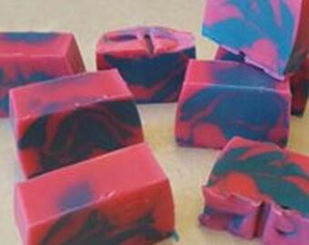 Cotton Candy Goat Milk Soap, 4 ounce bar, Handmade soap, All Natural Soap, Goat Milk Soap, Cotton Candy Soap