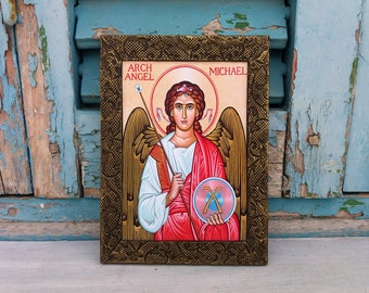 Saint Michael,St Michael,Archangel Michael,Archangels,Holy Michael,Guardian Angel,Patron Saints,Christian Saint,Angels Art,Angel Icon Art