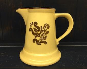 Pfaltzgraff pitcher