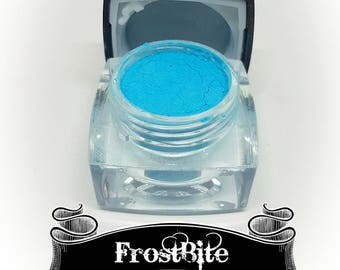 FrostBite Pigmented Blue Eyeshadow