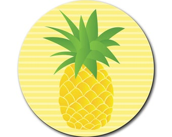 Pineapple Tropical Fruit Mouse Pad