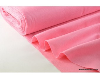 fabric pink polyester felt by 50cm