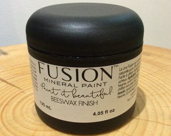 Beeswax Finish by Fusion Mineral Paint - 100% Natural -  120 mL