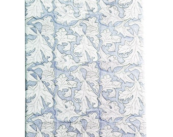 Garden Blue Tablecloth