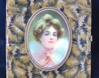 Victorian Photo Album with Northwest Studio Photos