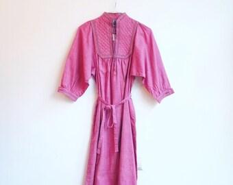 Deadstock seventies hippie 70-ies kids clothing dress girls