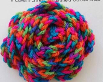 Handmade Crochet Rose Brooch /Crochet Brooch/ Mothers Day Gift/ Friend Gift/ Brooch Pin/ Birthday Gift