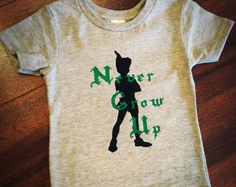 Peter Pan kids tee