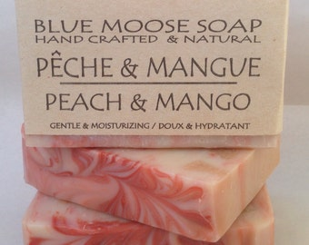 Peach Mango Soap