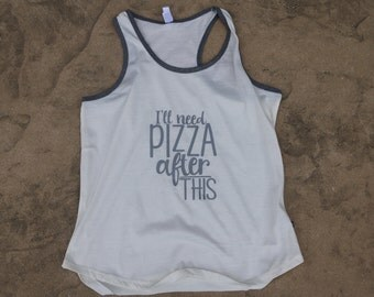 work out tank, funny saying tank top