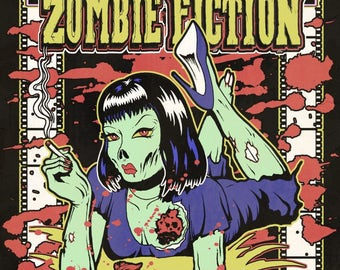 Zombie fiction
