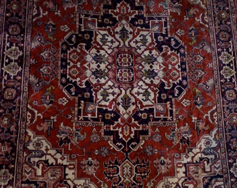 vintage carpet USSR/GDR(former German)