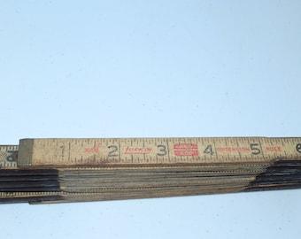 """Lufkin 72"""" Folding Ruler"""