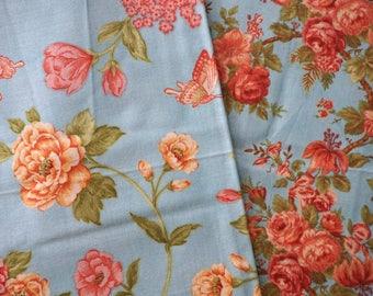 Nature's Chorus by April Cornell for Moda Fabrics - Fat Quarter Bundle - 2 pieces