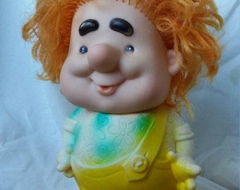 Soviet toy. Carlson