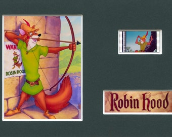 Robin Hood - Single Cell Collectable