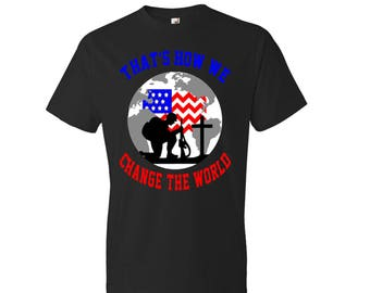 Kids American Flag Shirt| Patriotic Shirt|Memorial Day and Independence Day Shirt