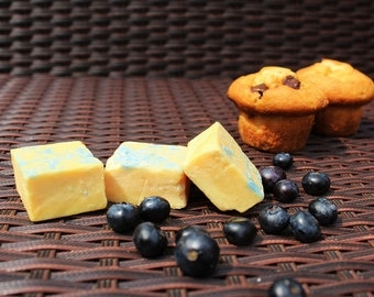 Blueberry Muffin Scented Soy Wax Melt