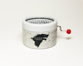 Music Box with Game of Thrones music