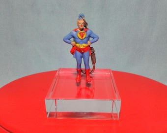 Turn-key original SUPERMAN of the 1970s VINTAGE, in good condition