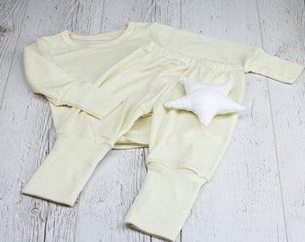 Merino wool pyjamas