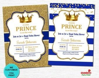 Royal baby shower Etsy