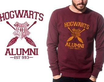 Hogwarts Alumni sweatshirt Unisex S - XXL
