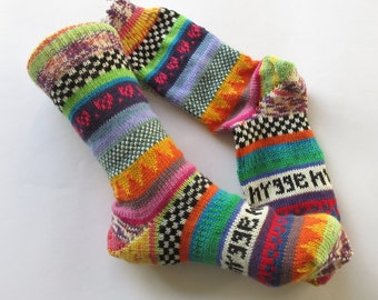 Colorful socks hygge 38/39