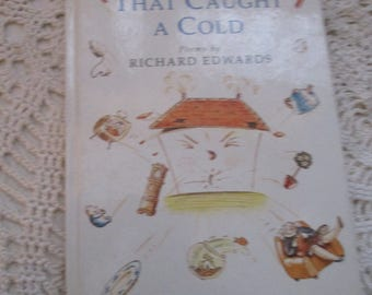The House That Caught a Cold, by Richard Edwards Childrens Poetry Book