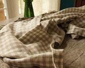 Oversized Linen bath towel