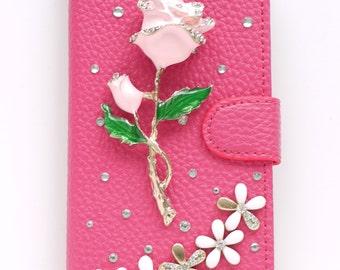 iPhone 7 Case / iPhone 7 Plus iPhone SE iPhone 6 Plus iPhone 6S Plus iPhone 6 iPhone 6S iPhone 5 iPhone 5S white flower W02
