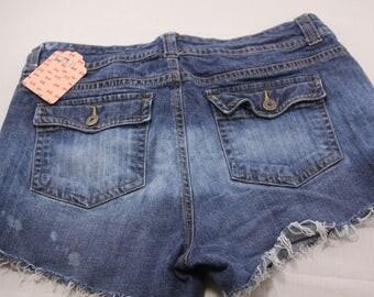 Jean short shorts 32311