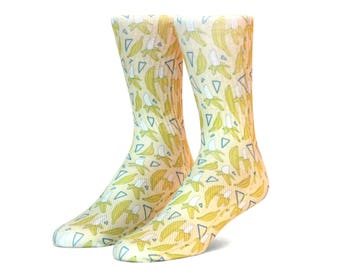 Bananarama Graphic Socks