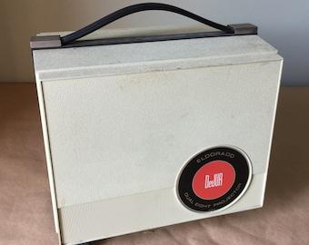 Eldorado DeJur Vintage Movie Projector Dual 8 Movie Projector