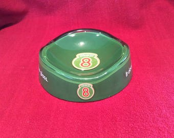 Watney's Red Barrel Straight 8 Glass Ashtray