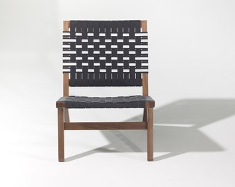 Lounge Chair in Walnut