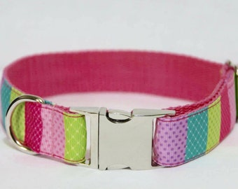 Stripes & Spots Collar