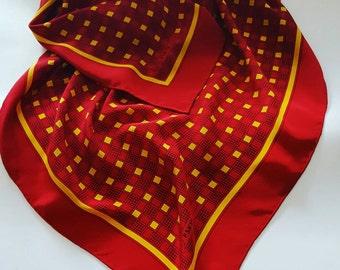 Bawag P K vintage scarves