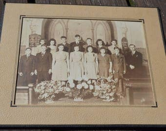 Vintage Church Photo