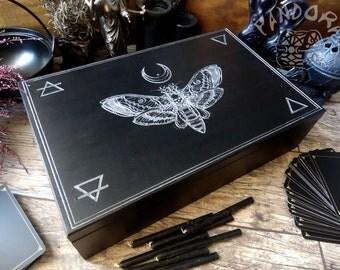 Altar box, Dead Head