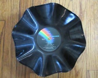 Elton John Vinyl Record Bowl