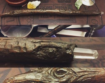 Beautiful Handcrafted wand || Wicca || Pagan || Witchcraft || Magick || Ritual